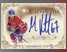 DIGITAL CARD 2017 Topps Skate Allen & Ginter Max Pacioretty Auto DIGITAL CARD