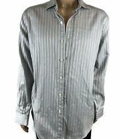 Black Austin Reed London Men S Dress Pants 46 X 32 Big Tall Pleated Ebay