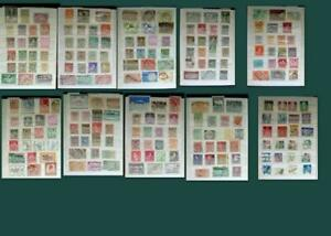 Great Stamp Collection From Belgium, Belgium Congo & A Few From United States