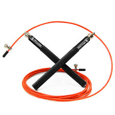 5Billion Speed Jump Rope Adjustable Cable Aluminum Handle + Steel Cable Boxing