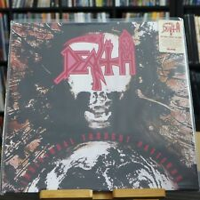 Death - Individual Thought Patterns / 2LP, DL (RR7408) limited silver deluxe US