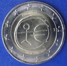 """PORTUGAL -  2 EUROS Gedenkmünzen 2009  """" WWU - 10 Jahre Euro """""""