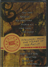 DVD Music Matters Messages From Heart of The Artist 2006 Word Entertainment
