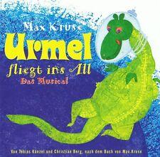 URMEL FLIEGT INS ALL Das Musical ..CD NEU Christian Berg Das Loreley Lied