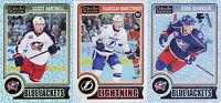 14-15 OPC Vladislav Namestnikov /199 White Ice Rookie O-Pee-Chee Lightning 2014