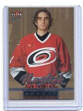 05-06 2005-06 ULTRA KEVIN NASTIUK GOLD MEDALLION ROOKIE RC 208 HURRICANES