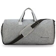 Convertible Garment Bag with Shoulder Strap, Modoker Carry on Garment Duffel Bag