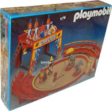 Playmobil 3553 - Zirkus Manege aus dem Jahr 1982 4+ - Neu