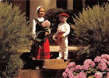 BR6530 Pays Basque enfants en costume  types  france
