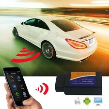 Bluetooth4 Wireless ELM327 OBD2 OBDII Car Auto Scan Scanner for Android