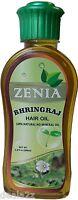 200ml Zenia Bhringraj Hair Oil 100% Natural No Mineral Oil Hair Fall Control