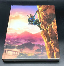 """Offizieller - GUIDE """" The Legend of Zelda Breath of the Wild Collector´s Edition"""
