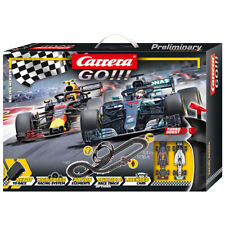 Carrera Go Racing Heroes Slot Car Set