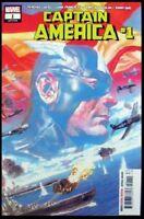 Captian America #1 (2018) Alex Ross Wraparound Cover Comic Book
