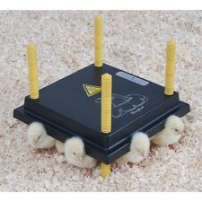 Wärmeplatte 25x25cm Küken-Aufzucht  Geflügel Vögel Reptilien sparsam 15 Watt