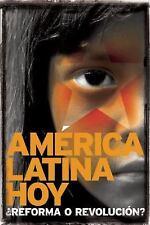 America Latina hoy: reforma o revolucion? (Contexto Latinoamericano)-ExLibrary