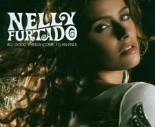 Nelly Furtado All good things (come to an end; 2006) [Maxi-CD]