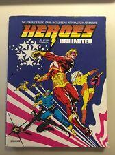 Heroes Unlimited #500 1st Edition Palladium Books 1984