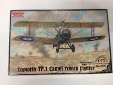 Sopwith TF.1 Camel Trench Fighter       British Royal RFC      1/72 Roden no 052