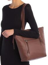 $199 - The Sak Marino Teak Leather Tote Bag