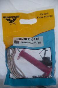 Thunderbird Bungee gate EF-110 Extends to 7 metres