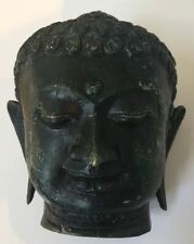 Brass Antique Asian Statues