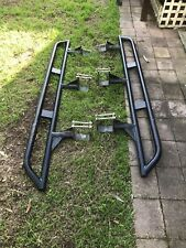 Toyota Hilux N70 Rock Sliders Steps 4x4 4wd