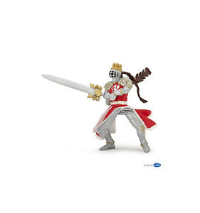 PAPO 39797 Dragon King with sword Knight toy Knights Medieval figure castles NEW
