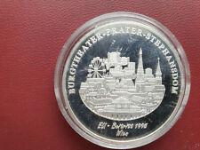 1 ECU 1994, EU Beitr. Wien 1995, PP 28,5 gr. 0,999 Silber
