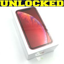 Apple iPhone XR 64GB RED (UNLOCKED) (A1984) Verizon ║ AT&T ║ T-Mobile ❖ SEALED ❖