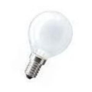 10 x 60 Watt SES/E14 Small Edison Screw Fitting G45 Round Golf Ball Bulbs in
