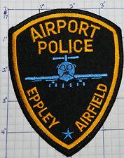 NEBRASKA, EPPLEY AIRFIELD AIRPORT POLICE PATCH