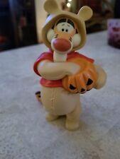 "Disney - Pooh and Friends -Tigger Figurine ""Boo-Hoo-Hoo to You"""