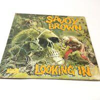 Savoy Brown 'Looking In' SKL5066 UK 1st Press 1W/1W Vinyl LP VG+/VG+ Nice Copy!
