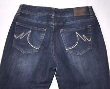 Maurices Jeans Bootcut Womens Sz 5/6R Dark Wash