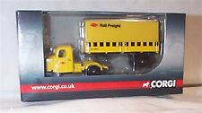 Corgi Trackside DG148023 Scammell Scarab sheeted Flat Railfreight