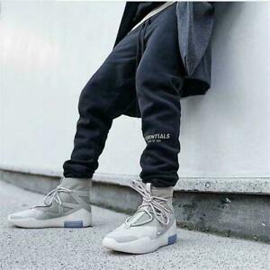 New Fog Essentials Pants Reflective & Embroidery Logo Sweatpants