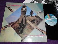 "CACTUS WORLD NEWS ""Urban Beaches "" 1986 UK LP  MCA  MCG 6005"