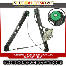 Window Regulator for BMW 3 Series E46 318i 320i 323i 98-05 Front Right w/o Motor