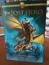 The Heroes of Olympus Ser.: The Lost Hero by Rick Riordan (2010, Hardcover)