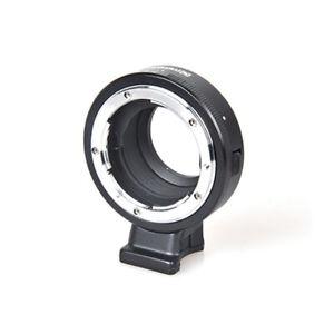 Commlite Manual Focus Adapter - Nikon F mount Lens to m43 MFT Olympus Camera