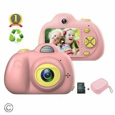 Fourth Generation Digital Camera for Kids,with Carrying Case,Anti-drop Kids Came