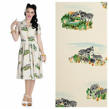 Polyester 50's, Rockabilly Midi Dresses for Women