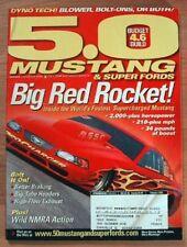 5.0 MUSTANG 2003 FEB - NATURALLY ASPIRATED vs BLOWER