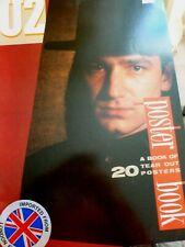 U2 Large Poster Book
