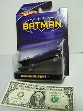 Hot Wheels Batman  1:50  - Comic Book Batmobile 1/50 Scale - 2007