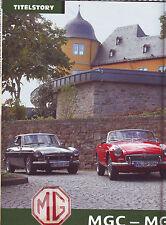 British Classic Cars 1/10 MGC – MGB – MGB GT V8 / Aston Martin / Jaguar X-Type