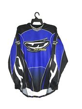 Vintage 90's Jt Usa Motorcross Jersey Shirt Medium Bmx Freestyle Taichi Axo