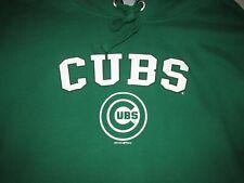 Chicago Cubs New Era MLB Hoodie Sweatshirt Sz 3XL Baseball Irish St Patricks Day
