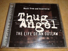THUG ANGEL - The Life Of An Outlaw (Soundtrack) 2PAC OUTLAWZ MACK 10 RAY LUV